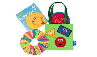 PunkinFutz Creates Collection of Adaptive Play Products Featuring Sesame Street Characters
