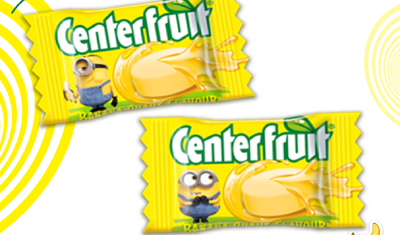 Center Fruit Launches Limited-Edition Packs Inspired by Illumination's Minions