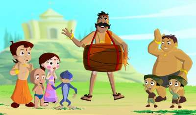 Chhota Bheem celebrates 10th anniversary