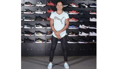 Puma Signs Ace Sprinter Dutee Chand