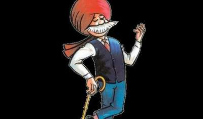 Chacha Chaudhary in a new avatar
