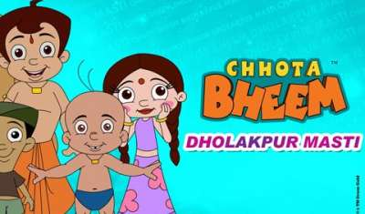 Chhota Bheem more than a superhero