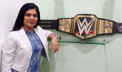 WWE expanding possibilities beyond Sports merchandise