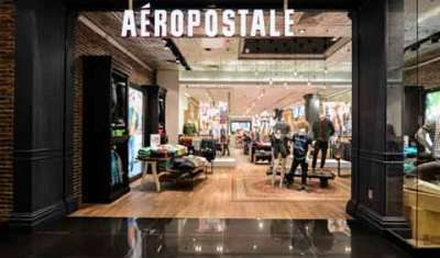 Aeropostale Plans Stores in India