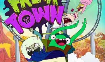 CN Asia Pacific buys 'Freaktown'