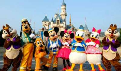 Disney to open first theme park in China