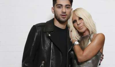 Zayn Malik to launch clothing line with Versace