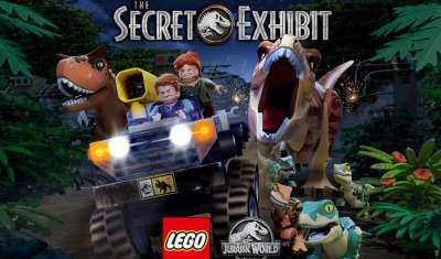 Universal, LEGO team with NBC for animated LEGO Jurassic World