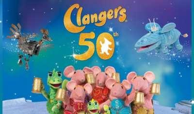 Clangers Mark 50 Years with Amazon Alexa Skill