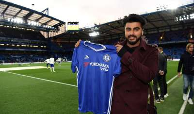 Actor Arjun Kapoor to host football talk show for Chelsea FC