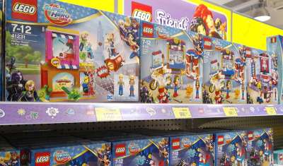 Universal, LEGO unveil new Trolls World Tour sets