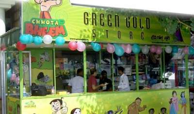 'Green Gold store' in Hyderabad