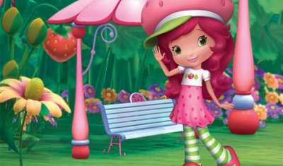 Strawberry Shortcake toys soon
