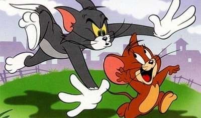 Cheese spread for 'Tom & Jerry'