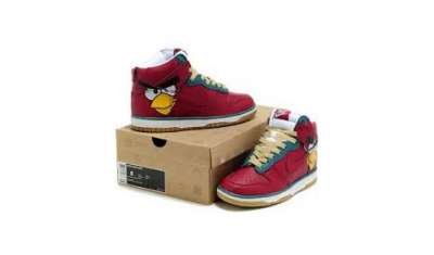 Angry Birds footwear by Bata