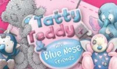 Tatty Teddy in a new avatar
